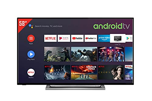 Toshiba 58UA3A63DG 58 Zoll Fernseher / Android TV...