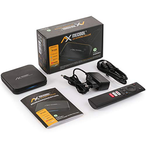 AX Mecool KM9 Pro Deluxe...