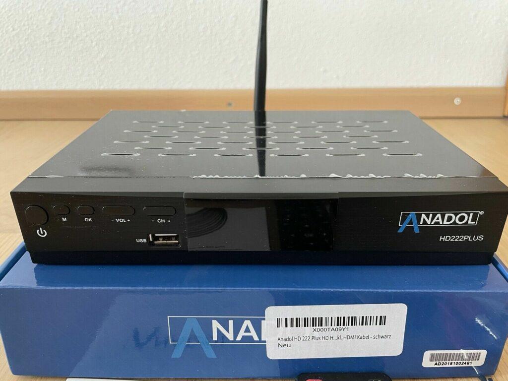 Anadol HD 222