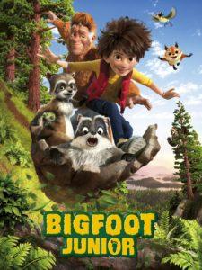 Bigfoot Junior Cover