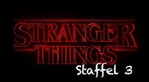 Cover -Stranger Things – Staffel 3