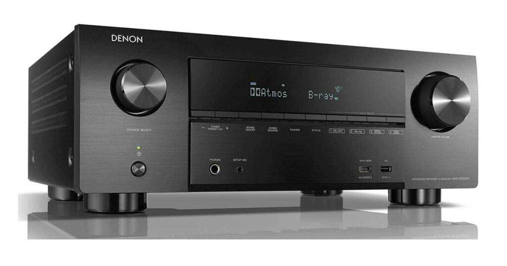 Denon VR X3500H