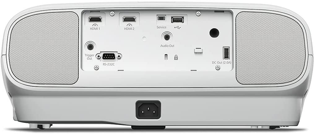 Epson EH TW7100 anschluesse