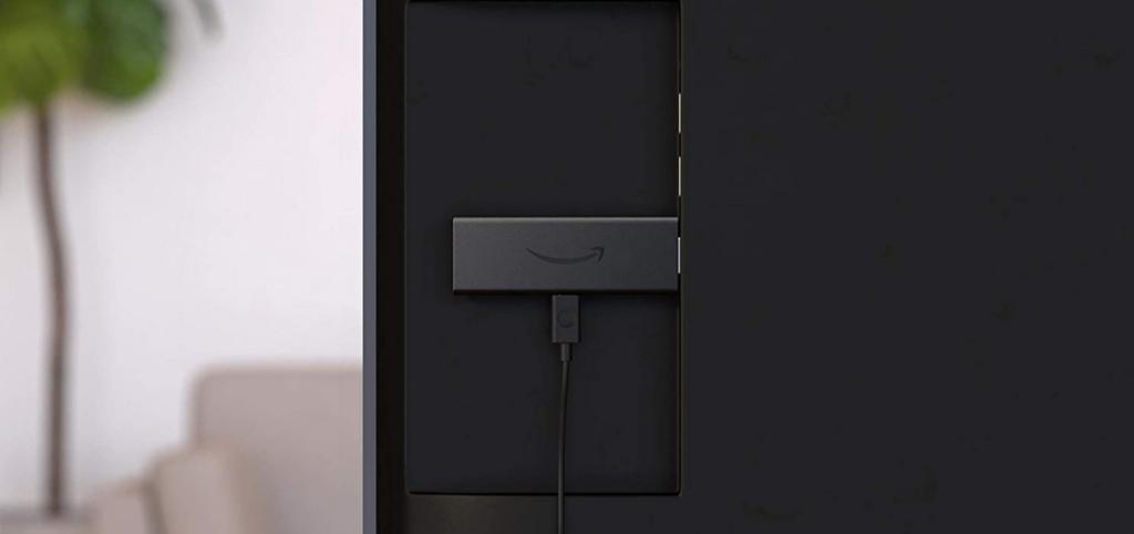 Fire TV Stick der 3. Generation Design