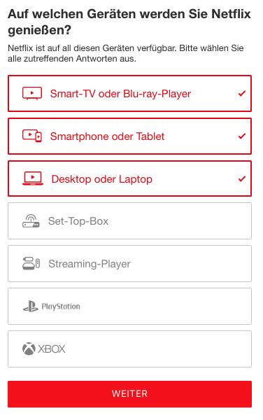 Geräte Netflix 1