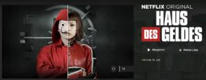 Haus des Geldes – Staffel 3 Screenshot