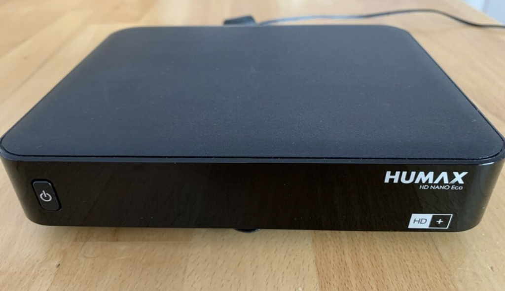 Humax HD Nano Receiver