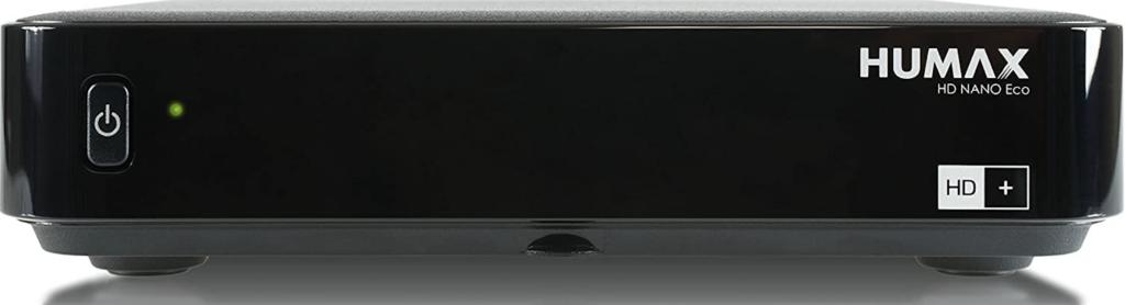 Humax HD Nano Receiver Test