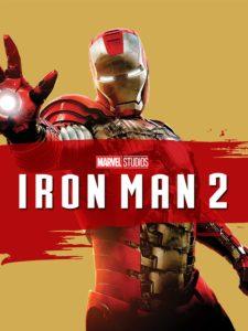 Iron Man 2-Cover