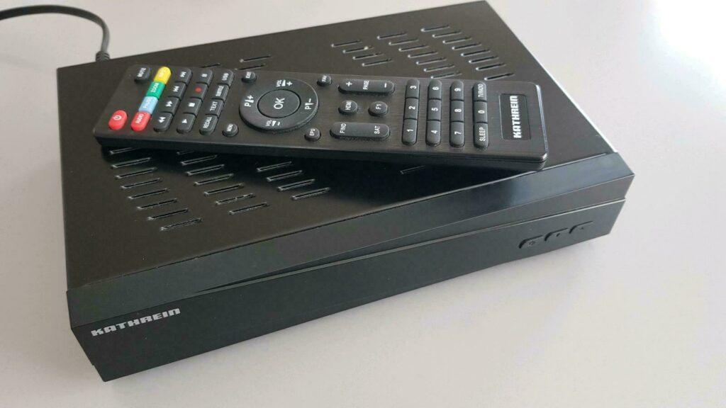 Kathrein UFS 810 DVB S2