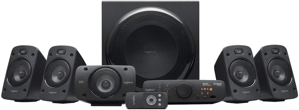 Logitech Z906 5 1 Lautsprechersystem