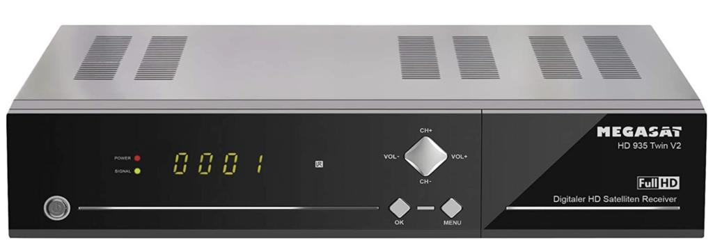 Megasat HD 935 Twin Receiver
