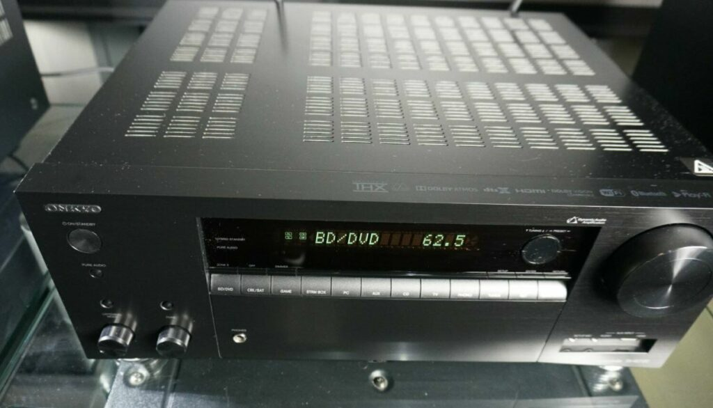 Onkyo TX RZ720 B