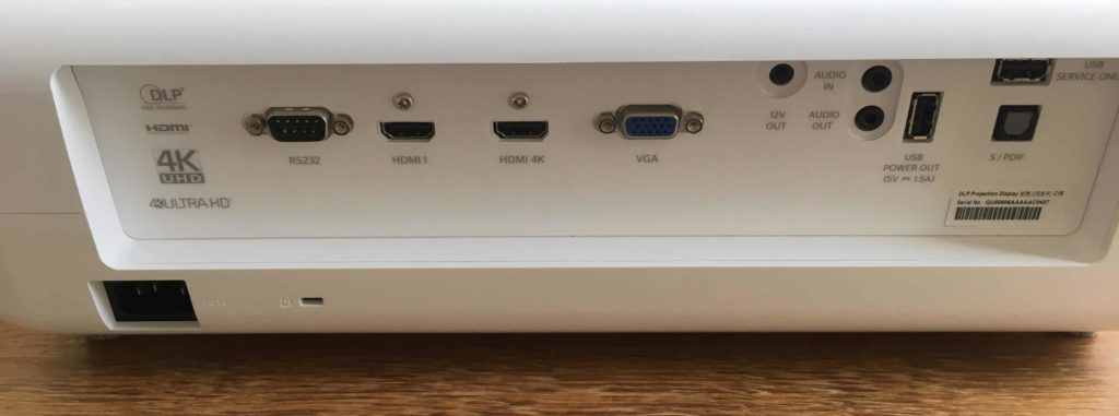Optoma UHD300X anschlüsse e1542620407368 1024x381 1
