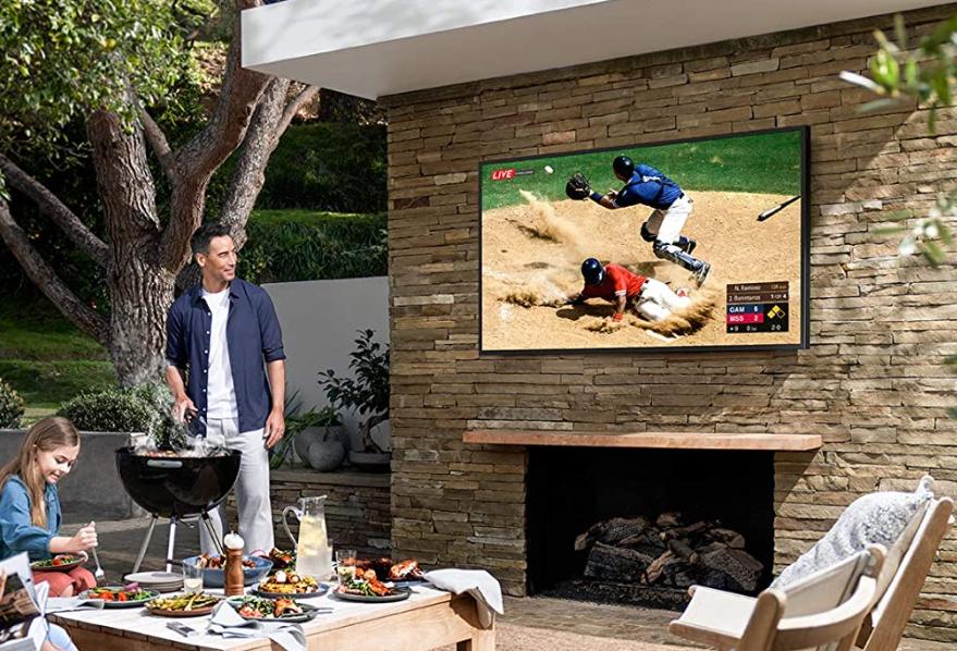 Outdoor Fernseher