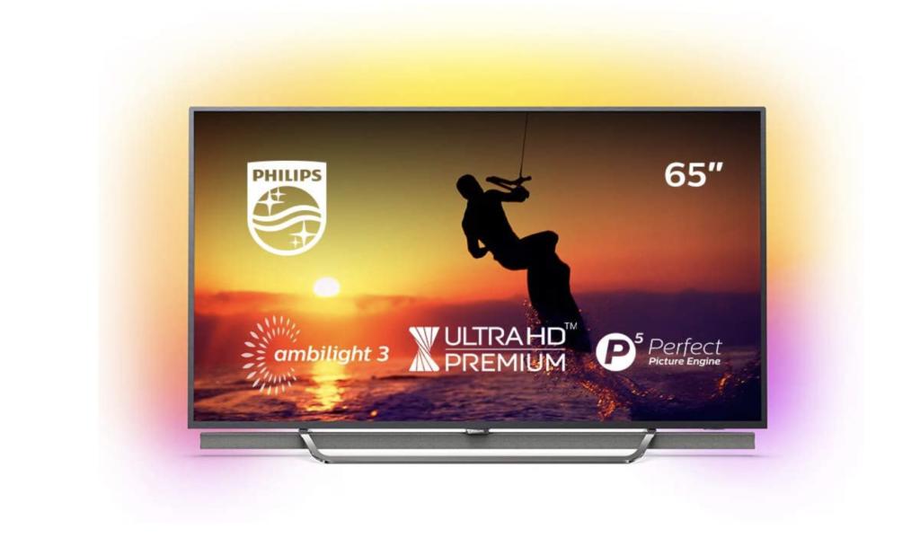 Philips Ambilight 65PUS860212
