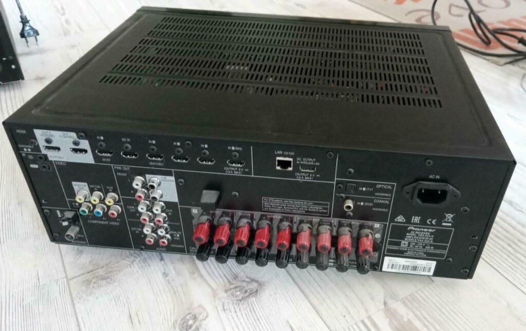 Pioneer VSX 924K Anschluesse