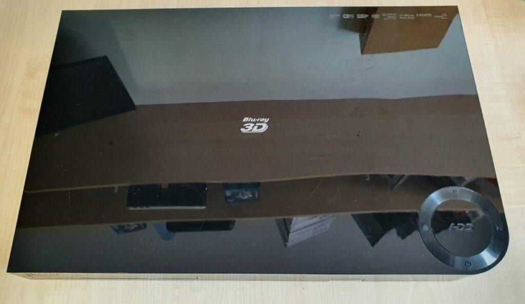 Samsung BD H8509s
