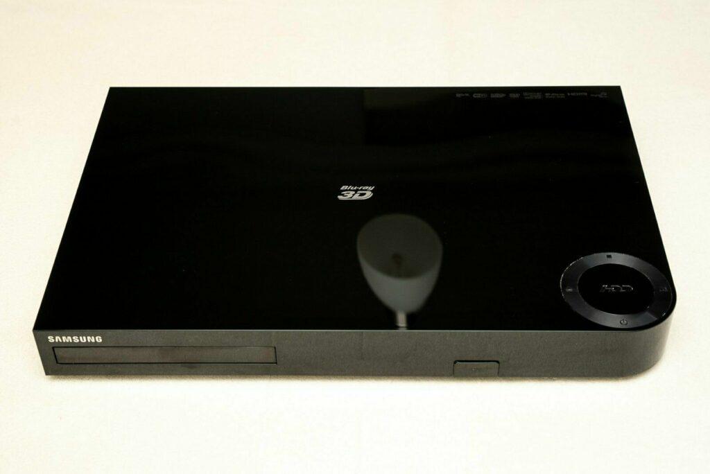 Samsung BD H8909s