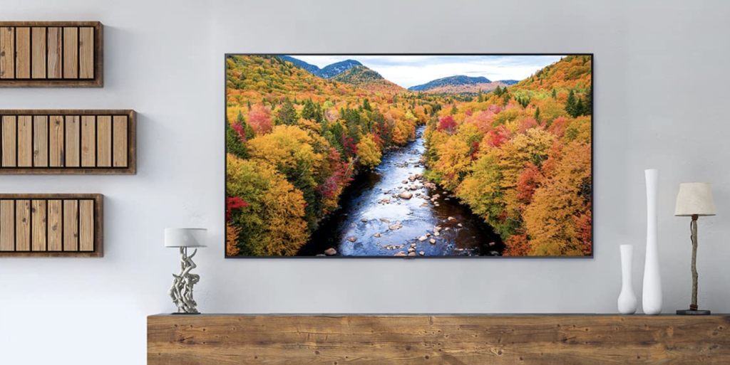 Samsung Crystal UHD 4K TV