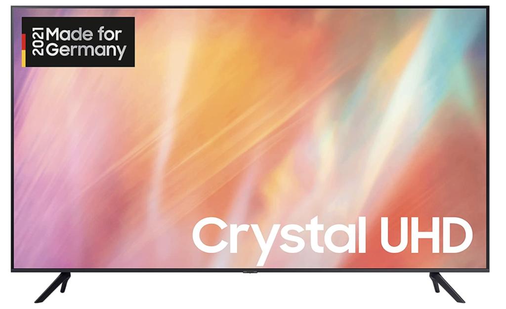 Samsung Crystal UHD 4K TV Bildqualität