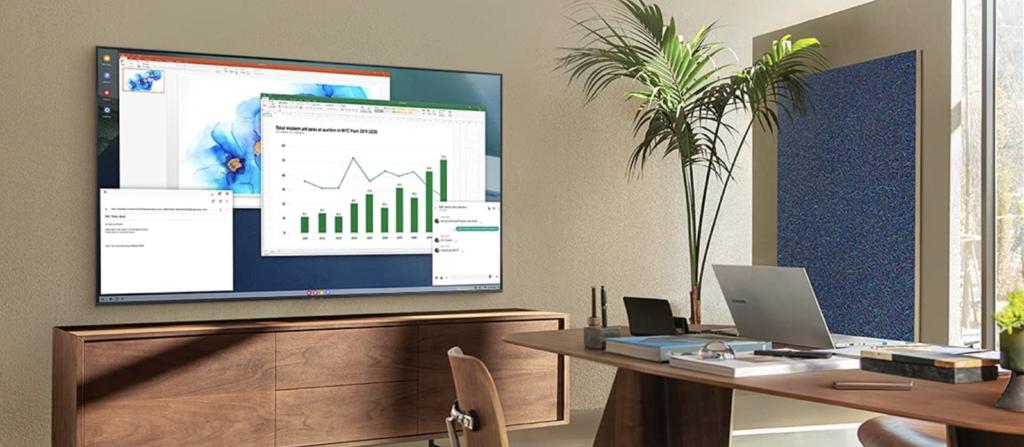 Samsung Crystal UHD 4K TV als PC nutzen