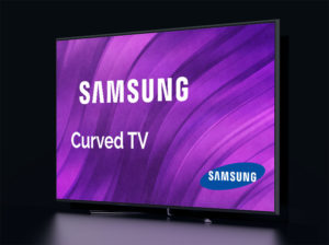 Samsung Curved Fernseher