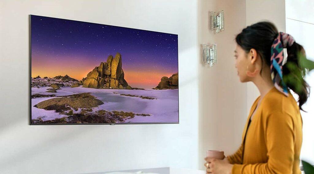 Samsung QLED 4K Q60T Wandhalterung