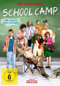School Camp DVD Cover