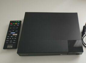 Sony BDP S3700