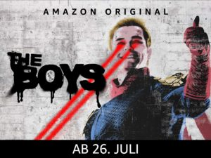 The Boys – Staffel 1-Cover