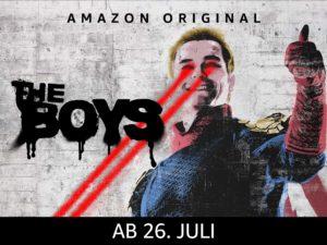 The Boys – Staffel 1-Cover