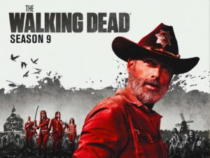 The Walking Dead – Staffel 9 Cover