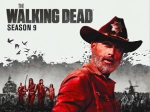 The Walking Dead – Staffel 9 Cover