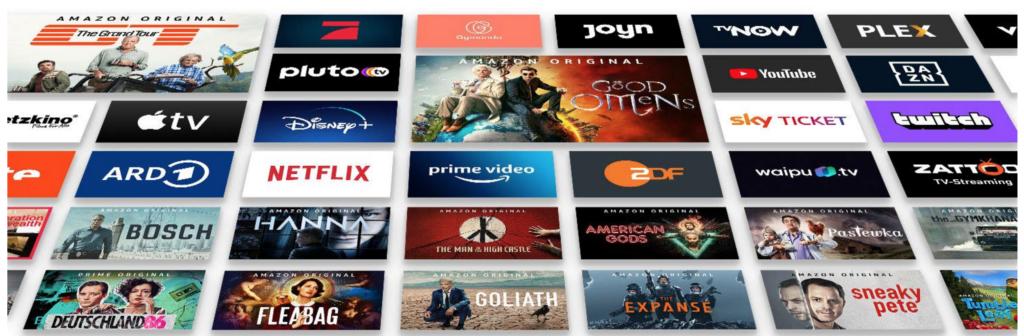 Topaktuelle Filme und Serien