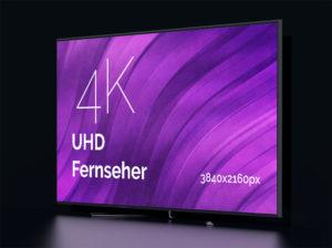 UHD Fernseher