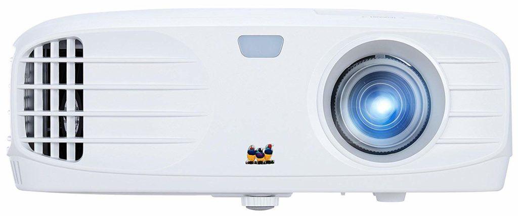 ViewSonic PX700HD im betrieb