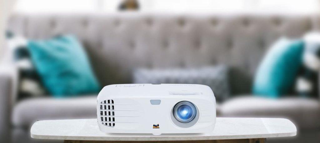 ViewSonic PX700HD test