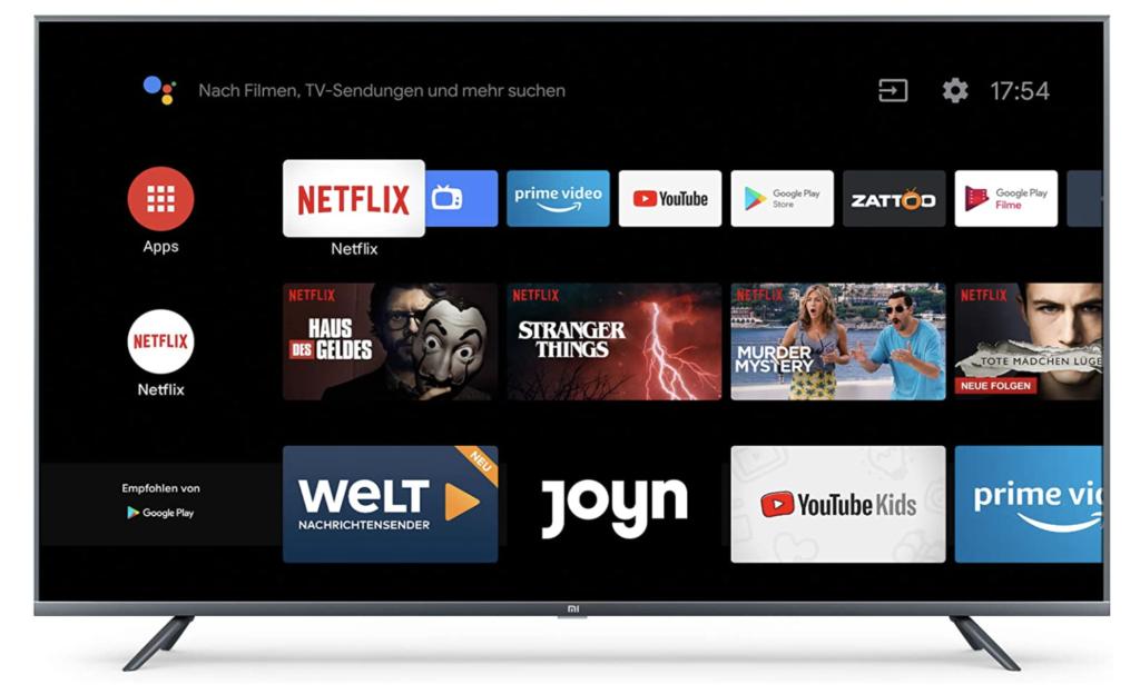 Xiaomi Mi Smart TV 4A Bild