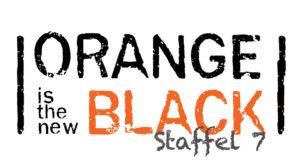 logo Orange is the New Black – Staffel 7-