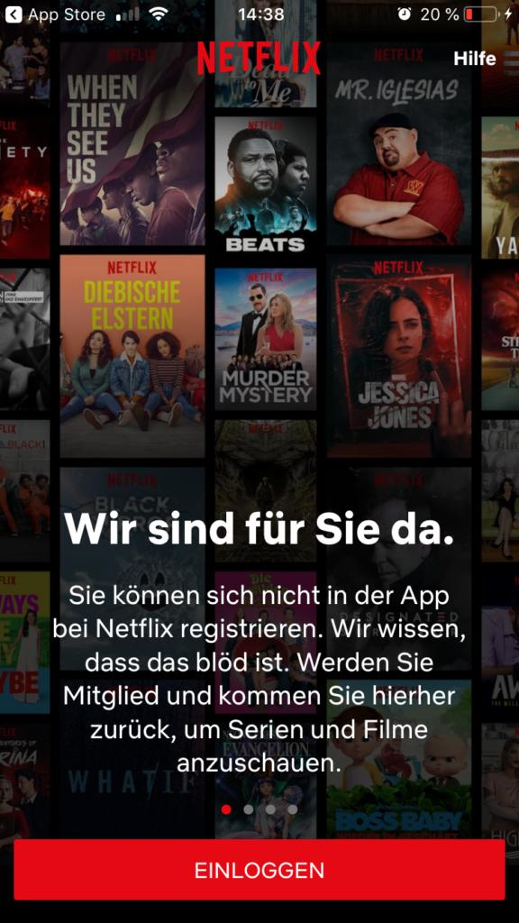mobile App Netflix 6579 1