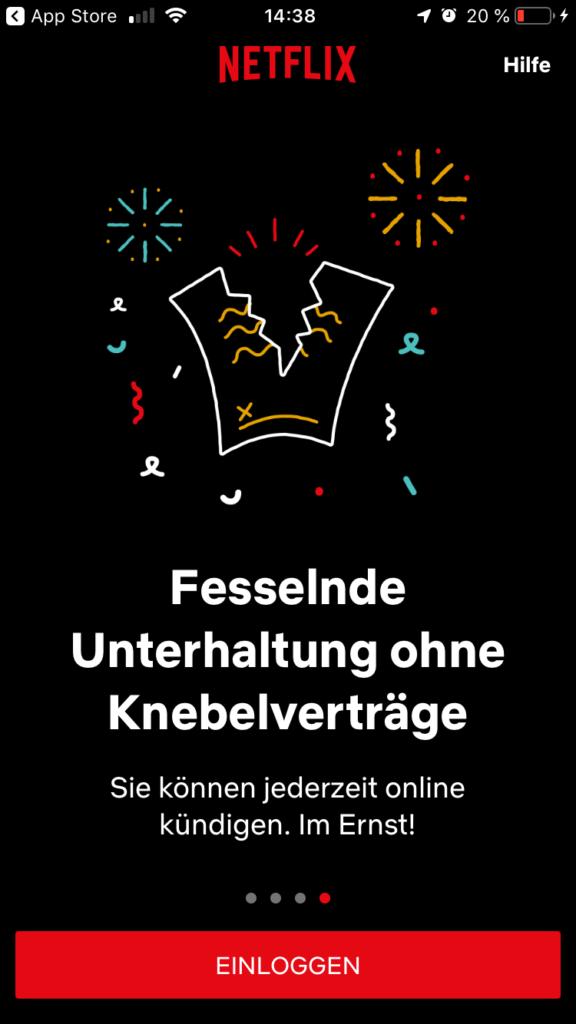mobile App Netflix 6582 1