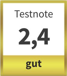testnote gut
